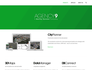 agency9.se screenshot