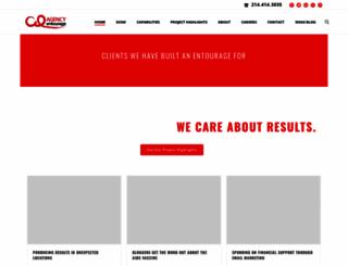agencyentourage.com screenshot