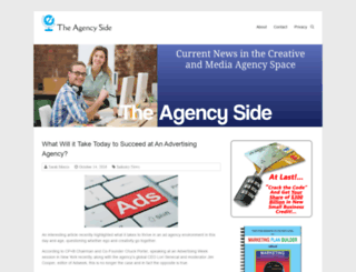 agencyside.net screenshot