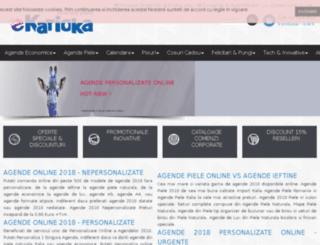agende-online-shop.ro screenshot