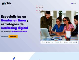 agender.goplek.com screenshot