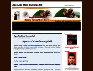 agengunungsitoliir.wordpress.com screenshot