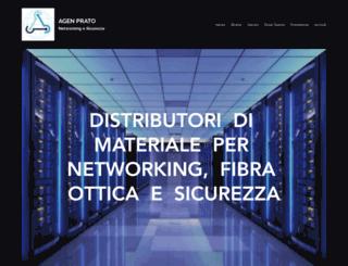 agenprato.com screenshot
