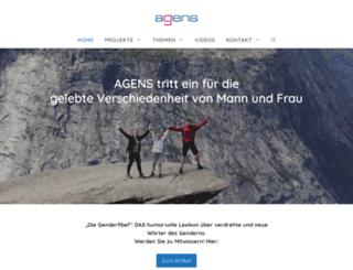 agensev.de screenshot