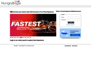 agent.hungrybags.com screenshot