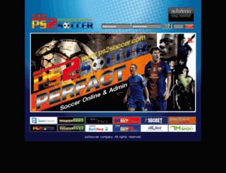 agent.ps2soccer.net screenshot