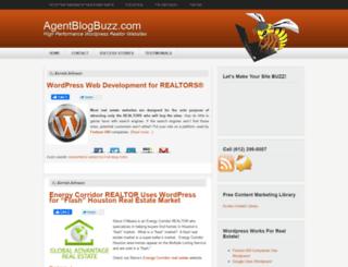 agentblogbuzz.com screenshot