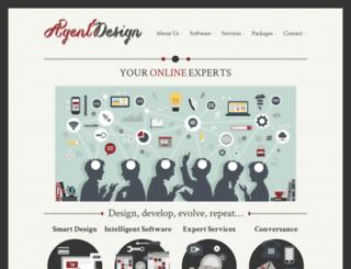 agentdesign.co.uk screenshot