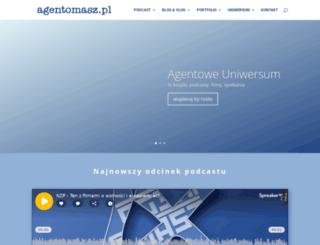 agentomasz.pl screenshot