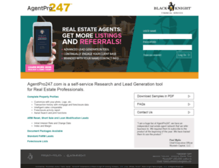 agentpro247.com screenshot