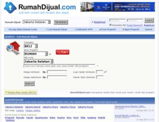 agentproperti.com screenshot