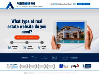 agentwebpros.com screenshot