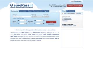 agenzie-immobiliari.eurekasa.it screenshot