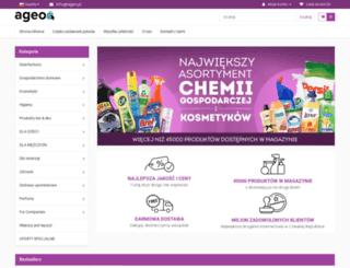 ageo.pl screenshot
