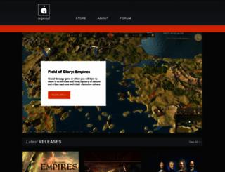 ageod.com screenshot