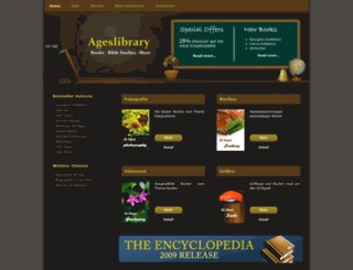 ageslibrary.com screenshot