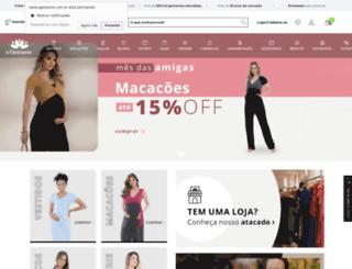 agestante.com.br screenshot