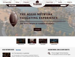 aggienetwork.com screenshot