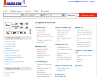 aggogo.com screenshot