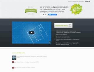 aggregatte.com screenshot