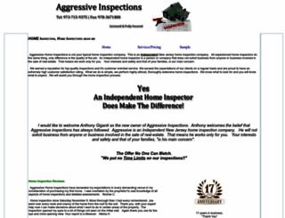 aggressiveinspections.com screenshot