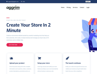 aggrim.com screenshot