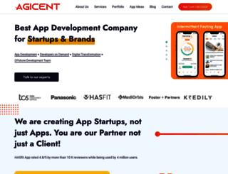 agicent.com screenshot