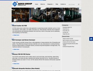 agicomachine.com screenshot