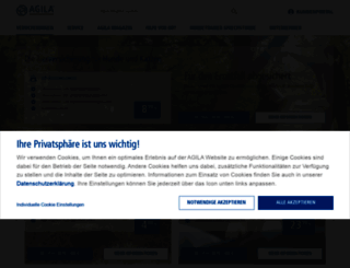agila.de screenshot