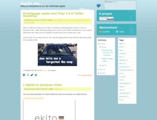agile-etc.blogspot.com screenshot