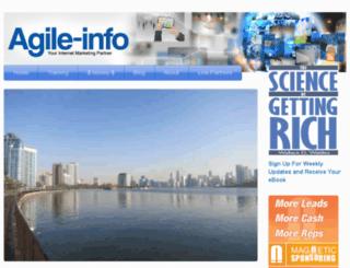 agile-info.com screenshot