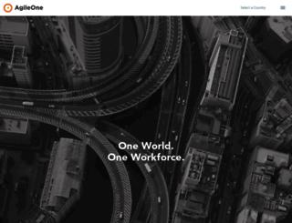 agile1.com screenshot