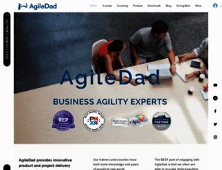 agiledad.com screenshot