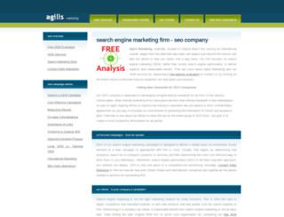 agilismarketing.com screenshot