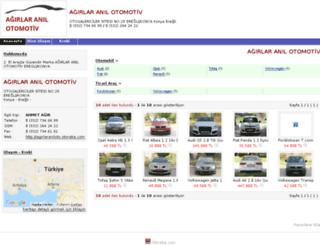 agirlaraniloto.otoraba.com screenshot