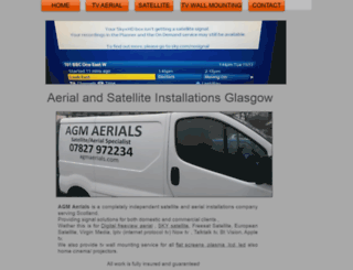 agmaerials.com screenshot