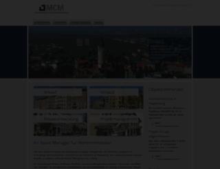 agmcm.de screenshot