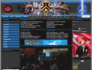 agmerkezi.com screenshot