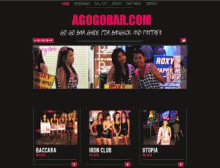 agogobar.com screenshot
