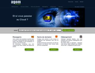 agom.net screenshot