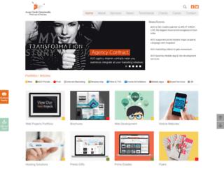agomnimedia.com screenshot