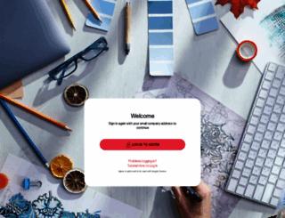agora.havas.com screenshot