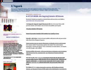 agoradelrockpoeta.blogspot.com screenshot