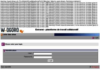 agoradev.fr screenshot