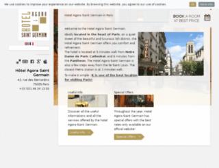 agorasaintgermain.com screenshot