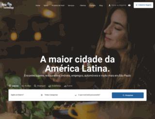 agpagencia.com.br screenshot