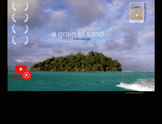 agrainofsandthefilm.com screenshot