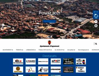 agramunt.ddl.net screenshot