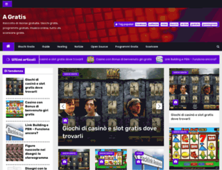 agratis.net screenshot