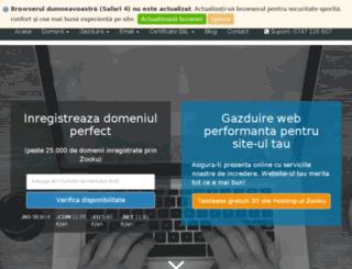 agregator.clickymedia.ro screenshot